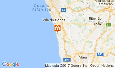 Karte Vila do Conde Villa 110247