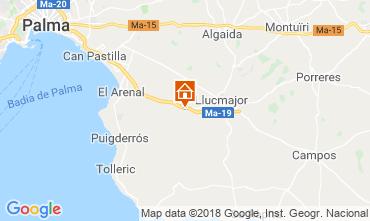 Karte Campos Chalet 117310
