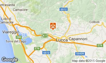 Karte Lucca Appartement 75322
