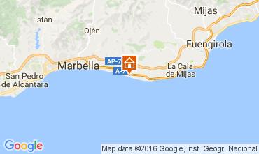 Karte Marbella Appartement 66196