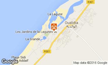 Karte Oualidia Villa 65107