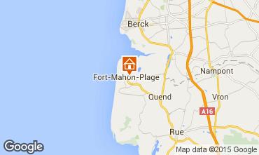 Karte Fort Mahon Haus 82900