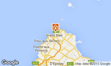 Karte Péreybère Villa 96231