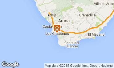 Karte Los Cristianos Studio 66110