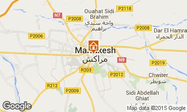 Karte Marrakesch Haus 40947