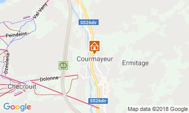 Karte Courmayeur Appartement 117114